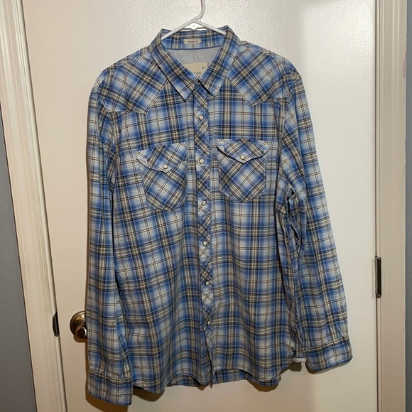 Men's American Eagle Outfitters Western Shirt